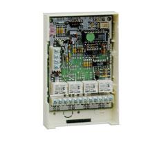 Placa para controle de reles com 4 reles por placa, disponíveis para